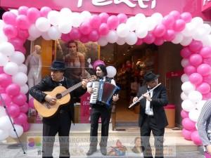 Açılış Trio ekibi kiralama