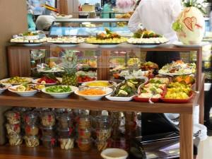 Catering yemek hizmeti