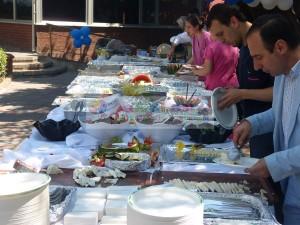 Catering yemek organizasyonları