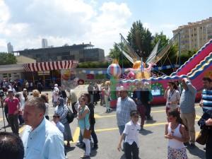 Festival şişme oyun parkları kiralama