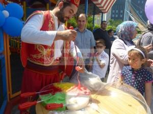 Osmanlı macunu ikramı
