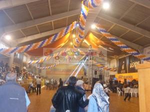Sünnet şenlik mekanına balon süsleme