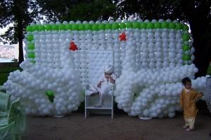 Sünnet düğün dekorasyonu