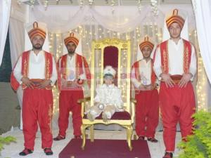 Sünnet düğün yeniçeri gösterileri