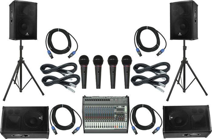 kiralık ses sistemleri