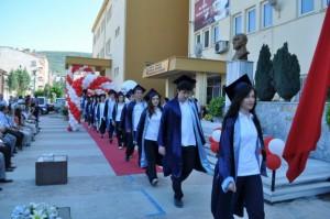 mezuniyet törenleri